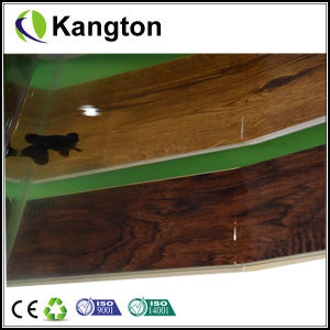 High Quality 5mm Valinge Click System WPC Vinyl Flooring (flooring) pictures & photos
