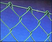 Hot Sale Galvanized Chain Link Fence pictures & photos