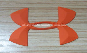 High Quality 3D Silicone Patches for Garment/Apparel