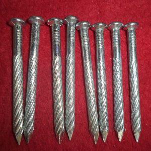 """2-1/2""""*50mm, Galvanized Round Head Pallet Nails"""
