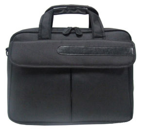 Laptop Notebook Computer Carry Nylon Function Business 15′′ Laptop Bag pictures & photos