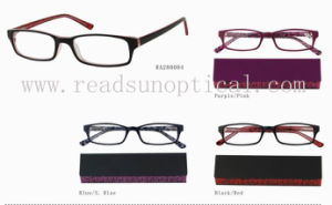 Acetate Reading Glasses Match With Handmade Case (RA28004) pictures & photos
