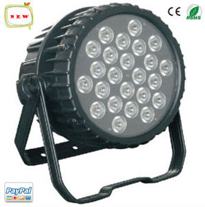 24*10W Lamp Waterproof IP 65 LED PAR 6in1 (YS-129) pictures & photos