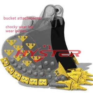 Machinery Parts Bucket Wear Parts Excavator Parts pictures & photos
