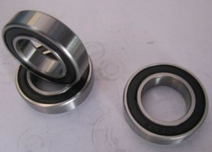 High Precision Deep Groove Ball Bearing (6903 2RS) pictures & photos