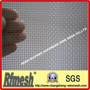 safety Screen 304 316 Stainless Steel Window Screen SGS Certificated pictures & photos