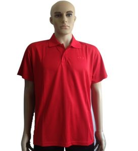 High Quality Men′s Quick Dry Polo Goft Shirt with Wicking pictures & photos