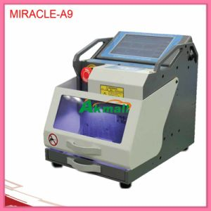 Miracle A9 Key Car Numerical Control Machine pictures & photos