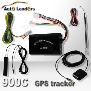 GPS/GPRS/GSM Car Tracker With Web-Based Tracking Software