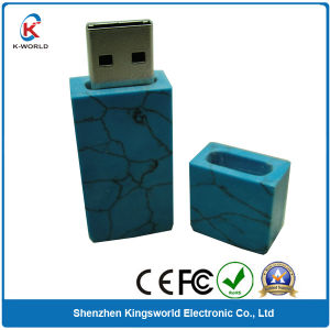 Attractive Stone 8GB USB Flash Disk pictures & photos