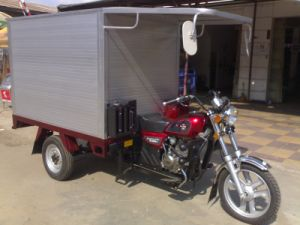 Container Tricycle (JB 150ZH)