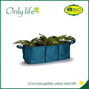 Onlylife Eco-Friendly Felt Garden Fabric Planter pictures & photos