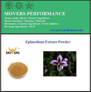High Quality Organic Epimedium Extract Powder pictures & photos