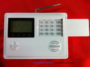 GSM Alarm Security System, 99 Wireless Zones GSM Wireless Alarm System pictures & photos