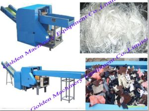 Selling Waste Cloth Cutting Cutter Rag Tearing Recycling Machine pictures & photos