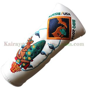 Golf Putter Cover for Christmas Gift GPC026