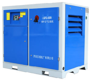 Direct Driven Rotary Screw Air Compressor pictures & photos