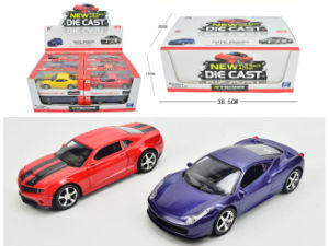 Die Cast Car Pull Back Alloy Toy Car Metal Toy (H1258147) pictures & photos