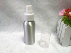 Hotsale 65ml Aluminum Sprayer Perfume Bottle with Customer′s Logo pictures & photos