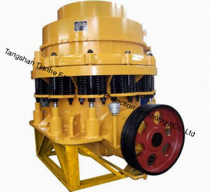 Super High Capacity Mining Materials Iron Copper Ore Gyratory Crusher pictures & photos