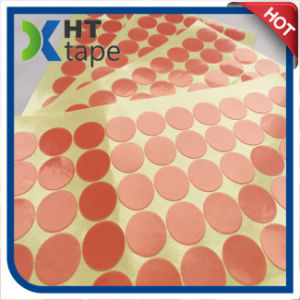 Red Liner Pet Double Sided Tape pictures & photos