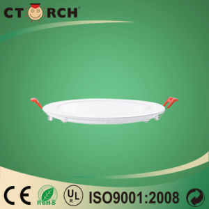 High Quality Ctorch LED Round Panel Light with Ce 9W pictures & photos