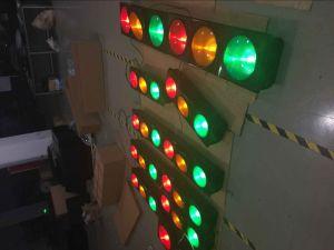 Three Sets Factory Price Full Ball LED Traffic Light / Traffic Signal / Semaphore Light pictures & photos