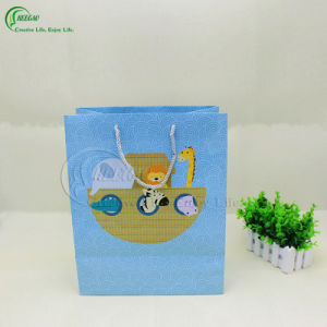New Style Paper Shopping Bag Manufacturer (KG-PB063)