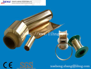 SGS/Ce BAg72cu Alloy Solder Wire, Strip pictures & photos