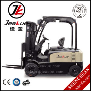 2017 New Product 3.0t Jeakue Counterbalanced Diesel Forklift pictures & photos