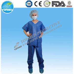 Unisex Scrubs/Nurse Scrub Suits/Medical Scrubs Uniforms pictures & photos