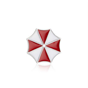 Resident Evil Umbrella Logo Quality Enamel Pin Badge pictures & photos