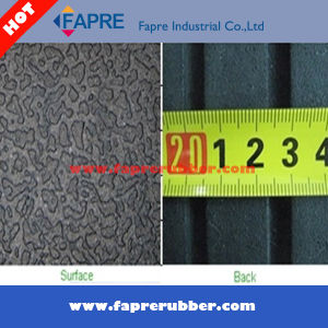 2017 Horse/Cow Corrosion Pattern Rubber Powder Stable Mat pictures & photos