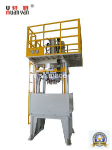 SGS Hydraulic Trim Press with Robot pictures & photos