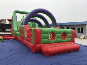 Hot Sale Inflatable Obstacle Clibming Course Inflatable Obstacle Course pictures & photos