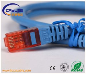Ce Certificate CAT6 UTP Patch Cord for Communication pictures & photos
