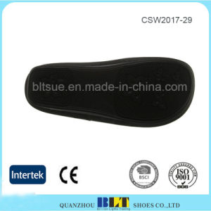 Comfortable Leather Interior Wicks Clogs Women Shoes pictures & photos
