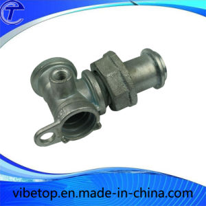 CNC Machining Turning Parts Black Metal Bushing pictures & photos