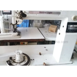 Transformable Normal 360 Degrees of Horizontal Rotating of Curved High-Postbed Sewing Machine pictures & photos
