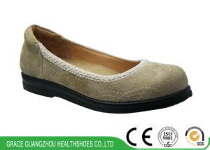 Grace Health Shoes Single Color Orthopedic Comfort Shoes pictures & photos