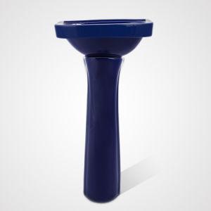 China Supplier Factory Price Porcelain Toilet Wash Pedestal Basin pictures & photos