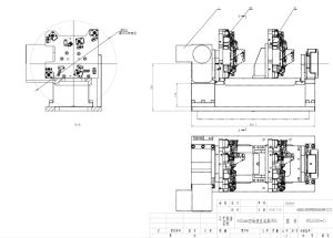 H02 Case 4-Axis Hydraulic Fixture pictures & photos