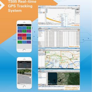 Realtime Online Car GPS Tracking Software (TS05-ER29) pictures & photos