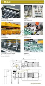 Rysm-1400 Double Helix Knife Paper Sheet Cutting Machine pictures & photos
