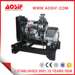 Generator Without Engine Diesel Base Fuel Tank