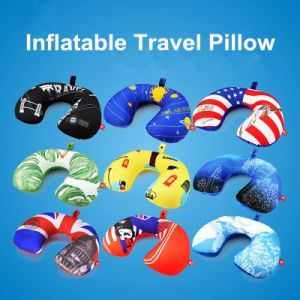 2017 Comfort U Dimensions Inflatable Cushion Textile Pillow