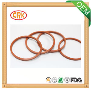 Red PU Abrasion Resistance Rubber Gasket pictures & photos
