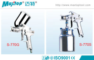 S-770 Suction Car Spray Painting Gun pictures & photos