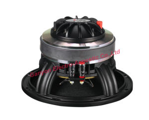 Gw-103cxa 10 Inch 350W Coaxial Loudspeaker, 65mm Voice Coil pictures & photos