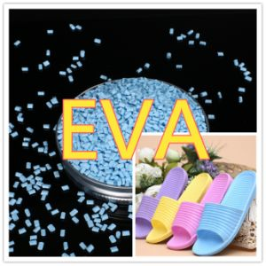 Slipper Grade EVA Granules pictures & photos